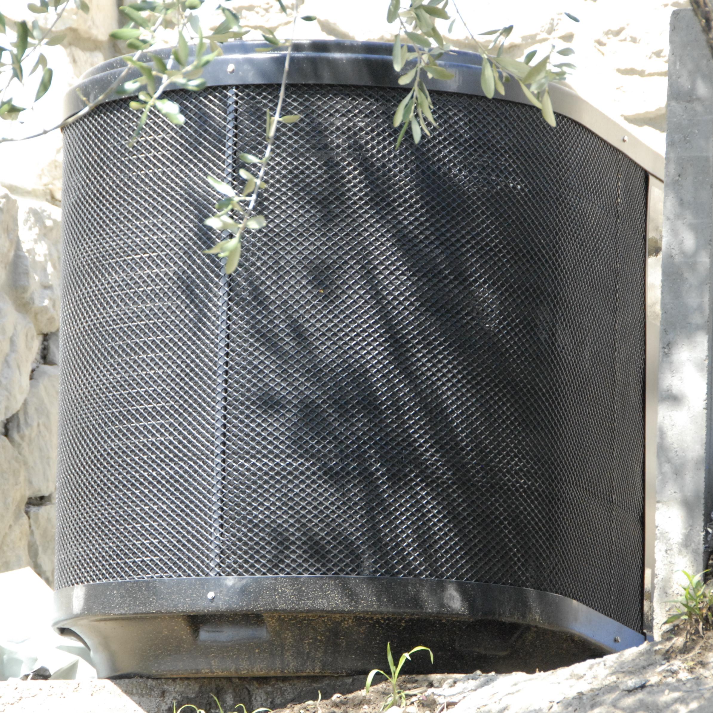2 Luft-Wärmepumpe