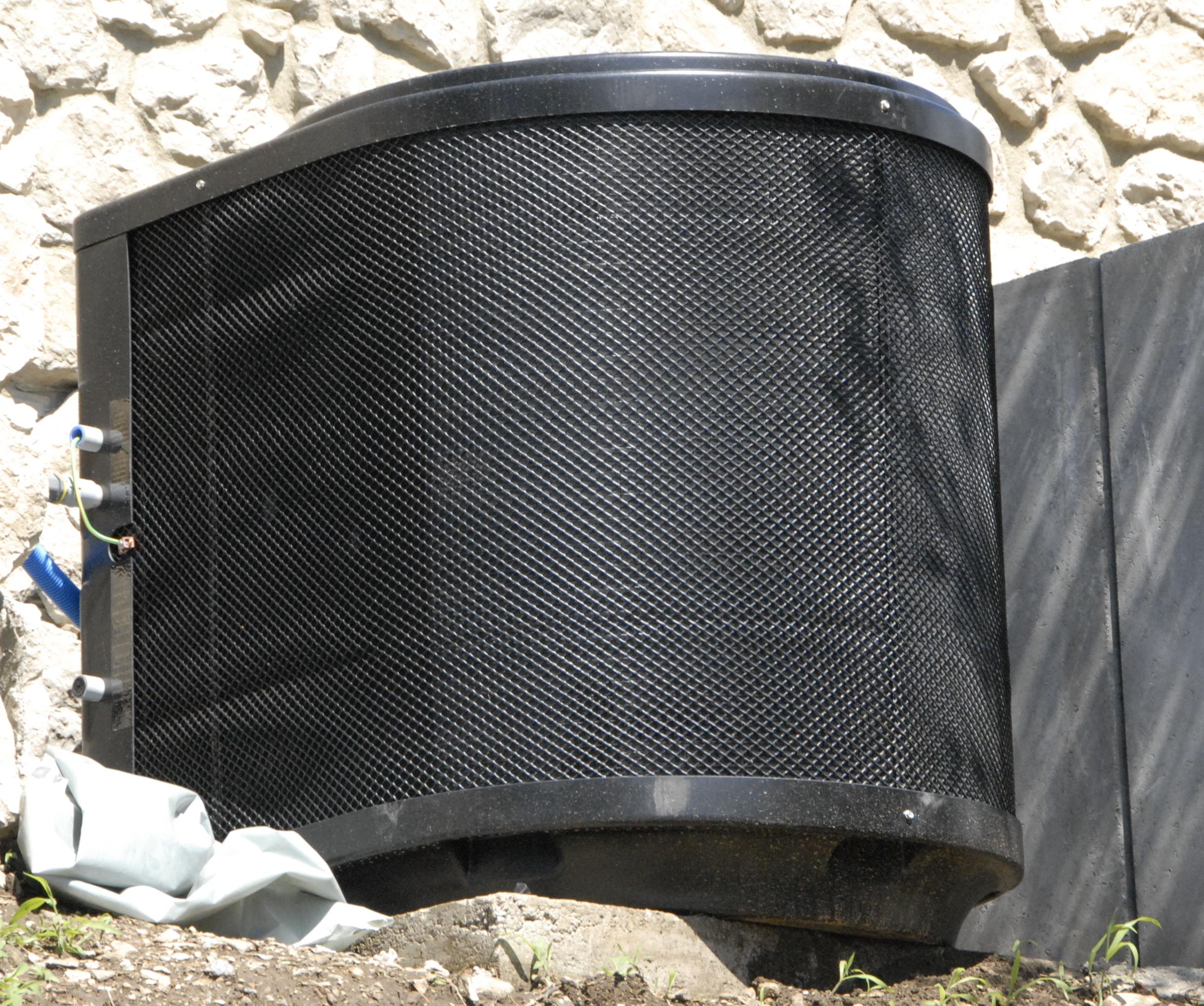 1 Luft-Wärmepumpe