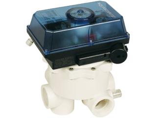 1 Aquastar 6 Wege Filtersteuerung