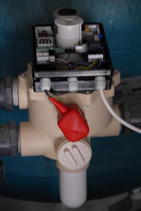 3 Aquastar 6 Wege Filtersteuerung