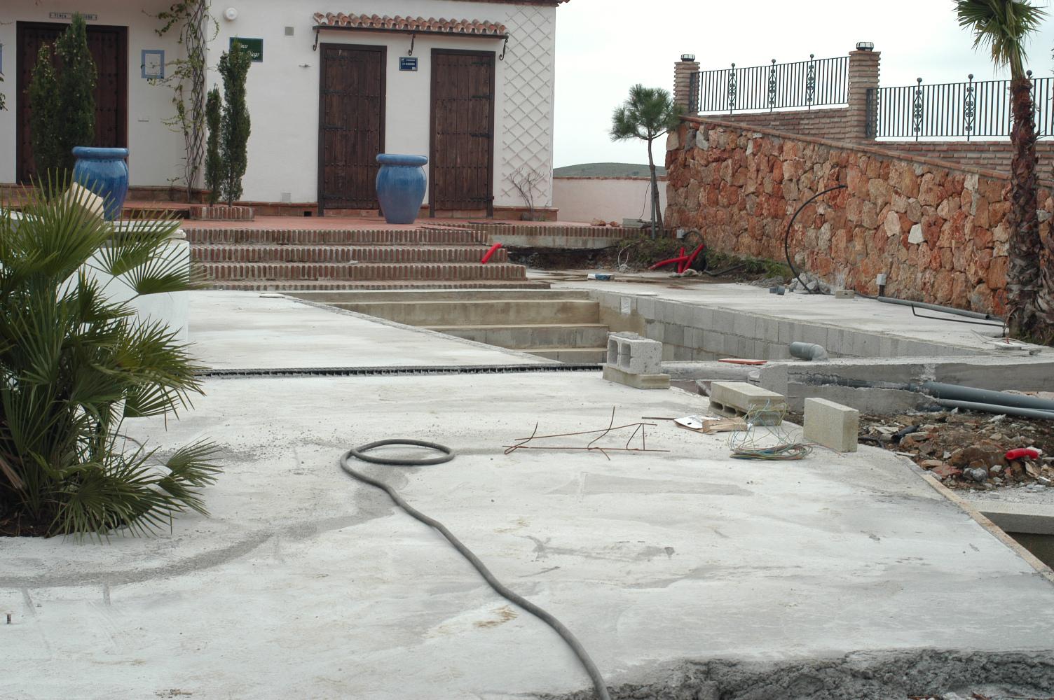 15 Garten Vorbereitung