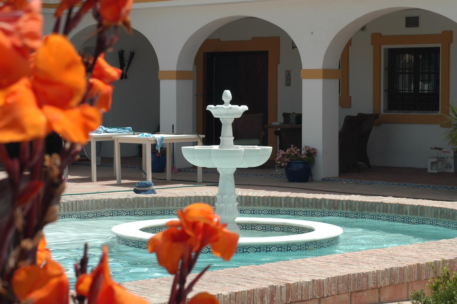 4 Springbrunnen