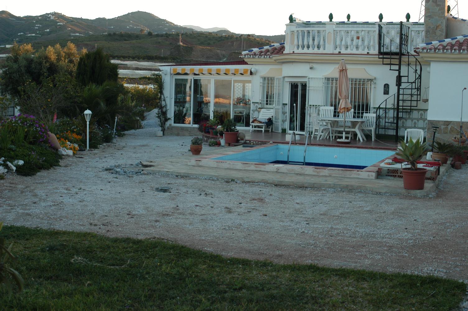 1 Pool vor dem Umbau