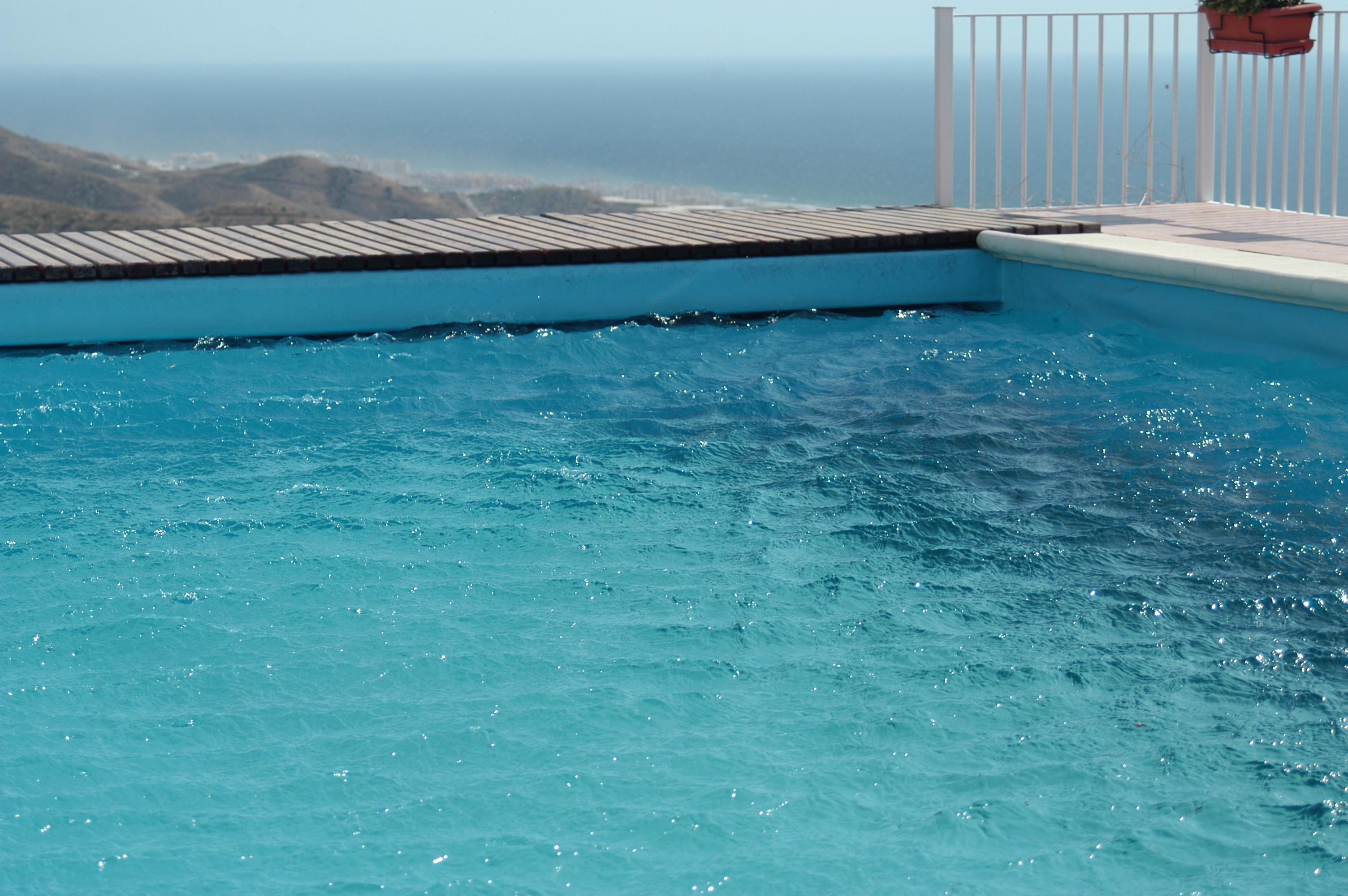 5 Öffnung für die Abdeckung über dem Wasser