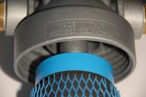 SANO-Filtergehäuse Deckel für Filterpatronen mit Nippel 14 mm
