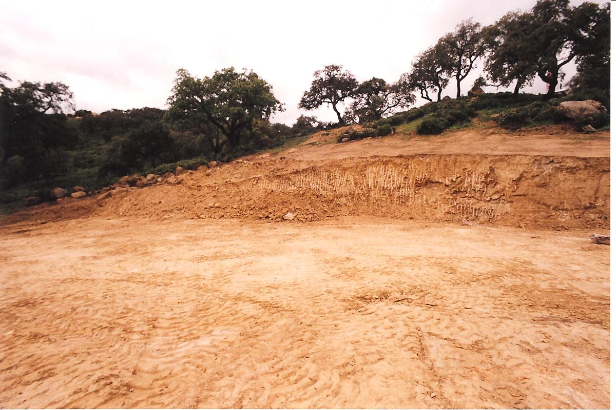 4 Bauplatz Erdbewegung
