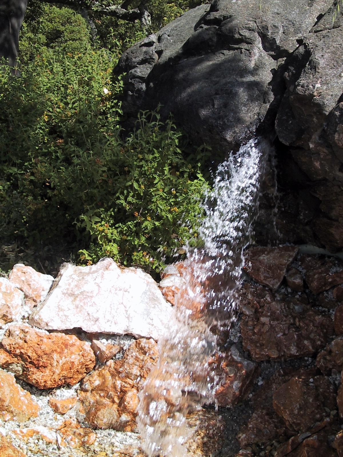 26 Wasserfall Quelle