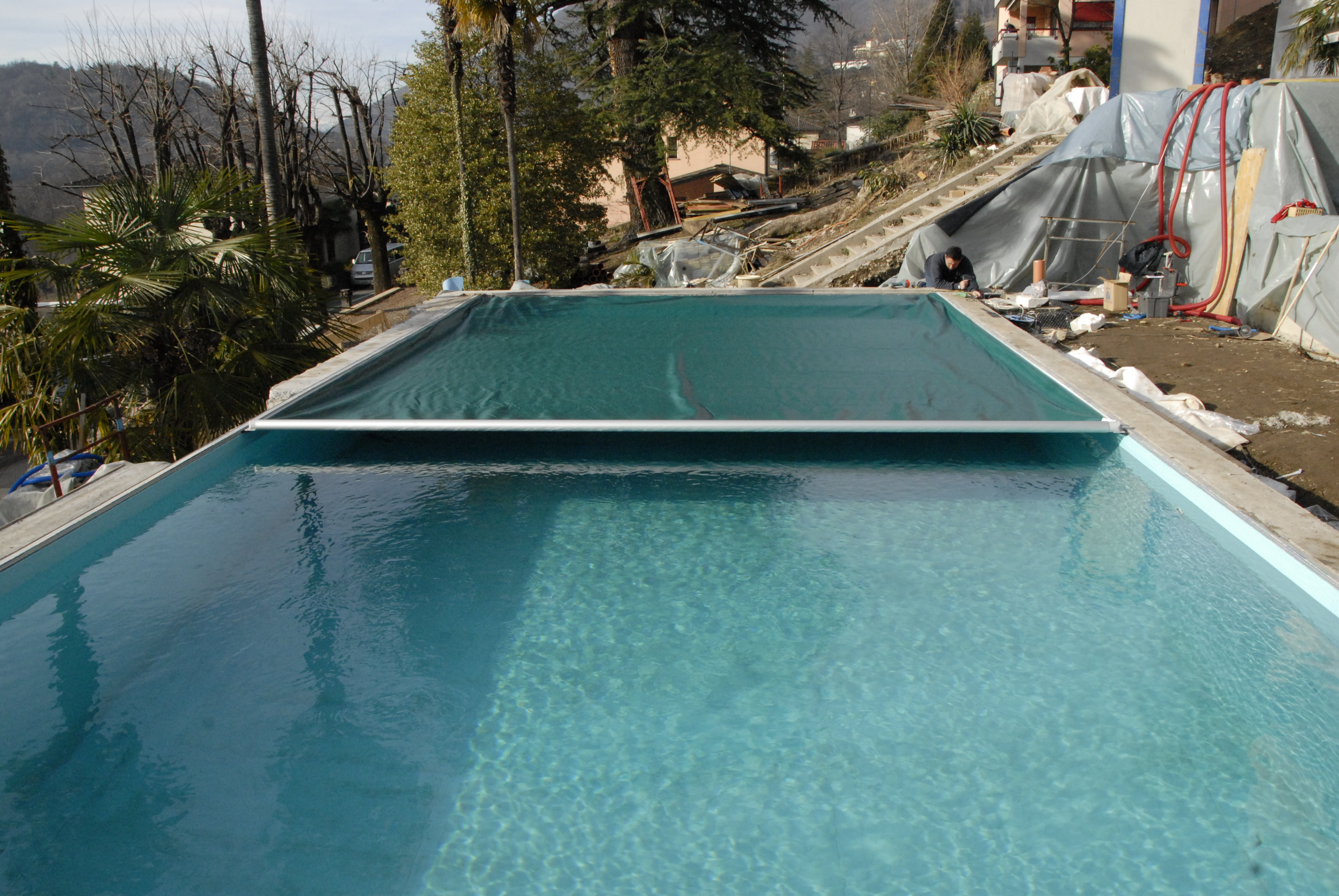 Pool curio swiss water consulting for Swimmingpool abdeckplane
