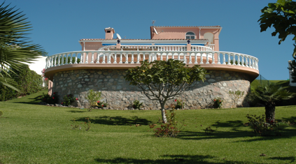 1 Pool Stützmauer